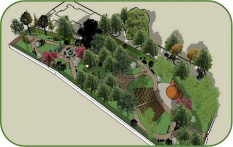 Park čaká obnova, skrášlenie Smoleníc zobrali do vlastných rúk