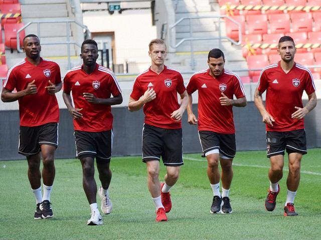 Spartak odštartoval letnú prípravu, mužstvo posilnil Erik Pačinda z Plzne