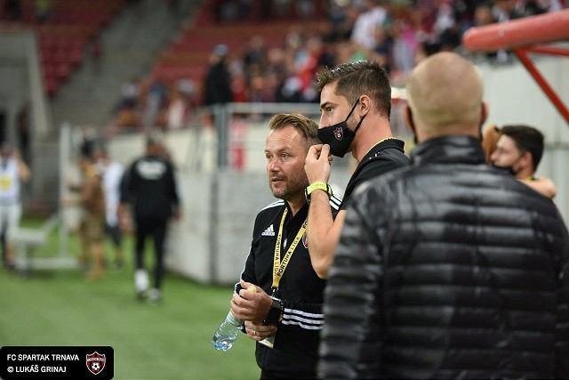 Tréner Spartaka upozorňuje na význam regenerácie, na finále si želá vyššiu návštevu