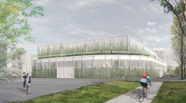 Vybrali najlepší architektonický návrh novej športovej haly Slávia