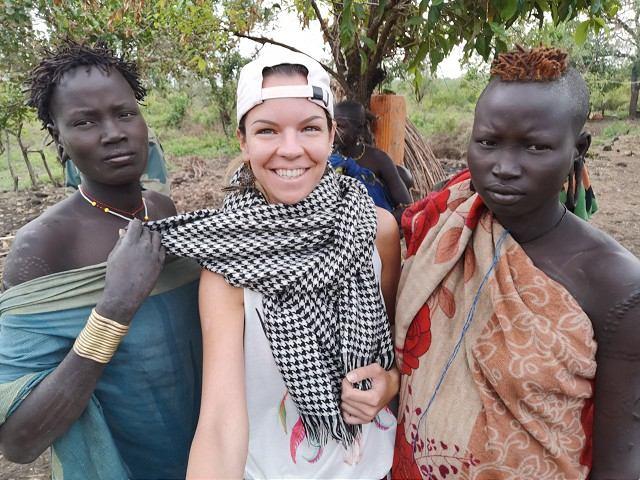 Tatiana Mancová príde rozprávať o živote v Etiópii do Špitáliku