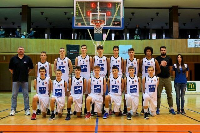 Basketbaloví kadeti Slávie Trnava majú za sebou medzinárodný turnaj