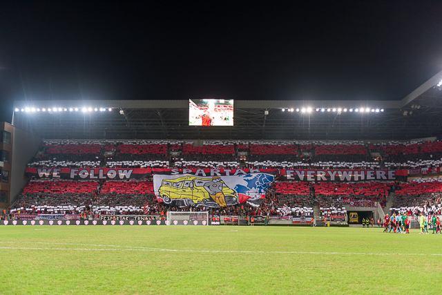 Líder Ultras Spartaka: Choreo pripravujú chalani celú noc, niekedy aj tri dni vkuse