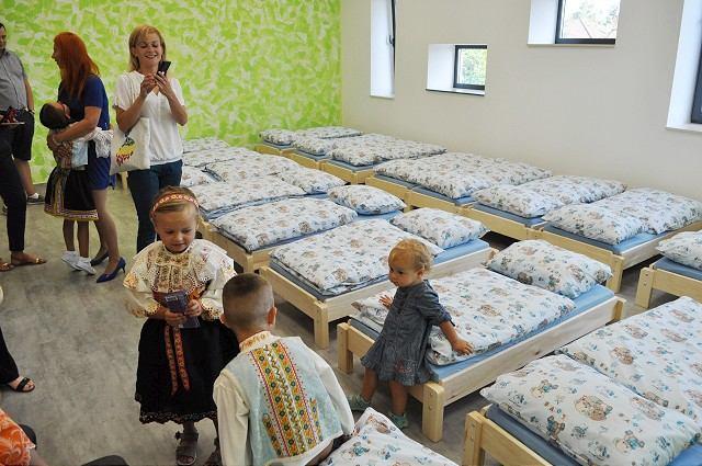 Dar pre Voderady: Od súkromnej firmy dostali nový pavilón materskej školy