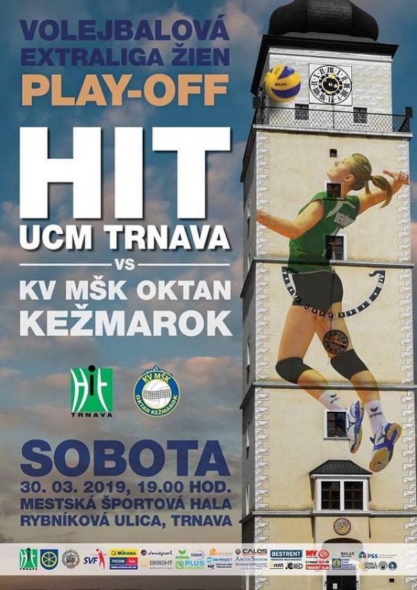 Trnavské volejbalistky hrajú v sobotu o piate miesto proti Kežmarku