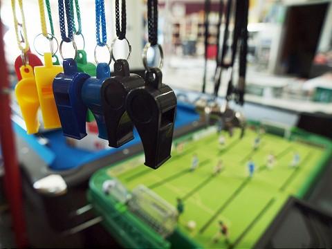 Stolny futbal a doplnky predajna Trnava Unihouse